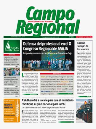 Defensa del profesional en el X Congreso Regional de ASAJA