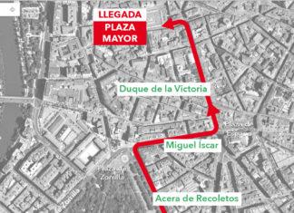 Manifestación del Campo de Castilla Y León #30A Valladolid